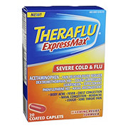 Theraflu Expressmax Severe Cold And Flu