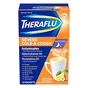 Theraflu Night Time Severe Cold & Cough