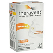 Theravent Regular Snore Therapy Strips