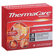 ThermaCare Joint Pain Therapy Heatwraps