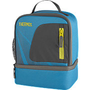 Thermos Dual Lunch Kit Light Blue