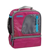 Thermos Dual Lunch Kit Pink