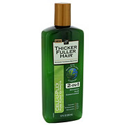 Thicker Fuller Hair 2 In 1 Shampoo And Conditioner