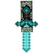 Think Geek Brand Minecraft Diamond Pattern Foam Sword