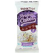 thinkThin Birthday Cake Protein Cakes