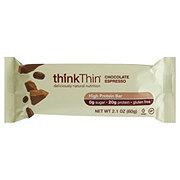 thinkThin Chocolate Espresso High Protein Bar