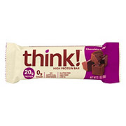 thinkThin Chocolate Fudge High Protein Bar