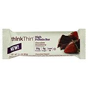 thinkThin Chocolate Strawberry High Protein Bar
