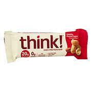 thinkThin Chunky Peanut Butter High Protein Bar