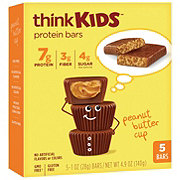 thinkThin Kids Peanut Butter Cup Protein Bars