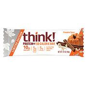 thinkThin Lean Pumpkin Spice Bar