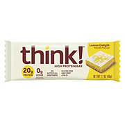 thinkThin Lemon Delight High Protein Bar