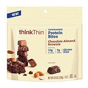 thinkThin Protein Bites, Chocolate Almond Brownie
