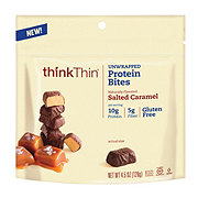 thinkThin Protein Bites, Salted Caramel