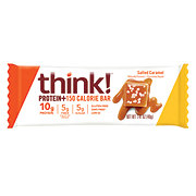 thinkThin Salted Caramel Protein & Fiber Bar