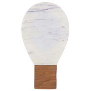 Thirstystone Marble & Wood Spoon Rest