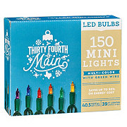 Thirty Fourth & Main 150 Cool White LED Vertical C3 Lights