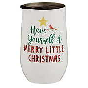 Thirty Fourth & Main Christmas Stemless Merry