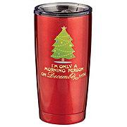 Thirty Fourth & Main Christmas Tumbler Tree