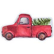 Thirty Fourth & Main Melamine Christmas Truck Tray