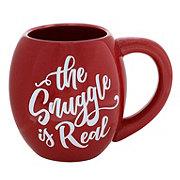 Thirty Fourth & Main Thrity Fourth And Main Holiday Ceramic Snuggle Christmas Mugs