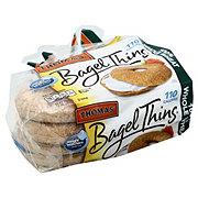 Thomas' 100% Whole Wheat Bagel Thins