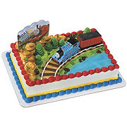 Thomas & Friends Coal Car Cake