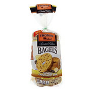 Thomas' Limited Edition Banana Bread Bagels