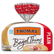 Thomas' Plain Bagel Thins