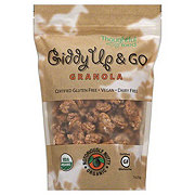 Thoughtful Food Giddy Up & Go Organic Notoriously Nutty Granola