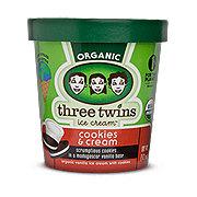 Three Twins Cookies & Cream Ice Cream