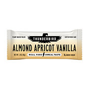 Thunderbird Energetica Almond Apricot Vanilla Real Food Bar
