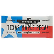 Thunderbird Energetica Texas Maple Pecan Real Food Bar