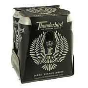 Thunderbird Hard Citrus Brew 16 oz Cans
