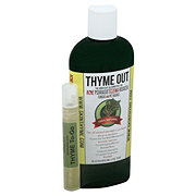 Thyme Out Fungus And Pet Rashes