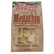 Tia Rosa 100% White Corn Mega Thin Tortilla Chips
