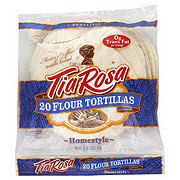 Tia Rosa Homestyle Flour Tortillas