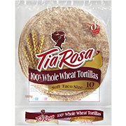 Tia Rosa Specialties 100% Whole Wheat Tortillas