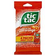 Tic Tac Orange Big Packs Mints