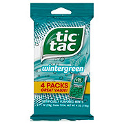 Tic Tac Wintergreen Big Pack Mints