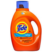 Tide Clean Breeze HE Liquid Laundry Detergent, 64 Loads