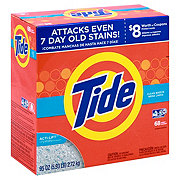 Tide Clean Breeze Scent HE Powder Laundry Detergent, 68 Loads
