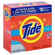 Tide HE Clean Breeze Scent Powder Laundry Detergent 68 Loads