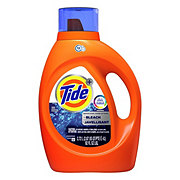 Tide HE Original Scent with Bleach Alternative Liquid Laundry Detergent 48 Loads