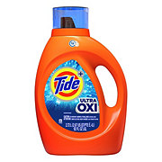 Tide HE Plus Ultra Oxi Liquid Laundry Detergent 59 Loads