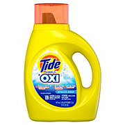 Tide HE Simply Oxi Refreshing Breeze Liquid Laundry Detergent 24 Loads