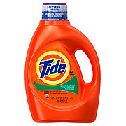 Tide Mountain Spring Liquid Laundry Detergent 64 Loads