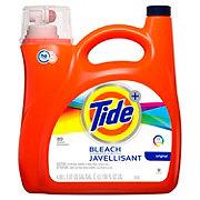 Tide Original Scent with Bleach Alternative HE Liquid Laundry Detergent, 72 Loads