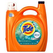 Tide Plus Febreze Botanical Rain Scent HE Turbo Clean Liquid Laundry Detergent 89 Loads