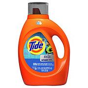 Tide Plus Febreze Sport Odor Defense Active Fresh Scent HE Turbo Clean Liquid Laundry Detergent, 48 Loads